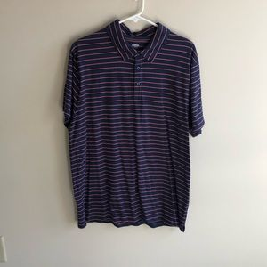 💜 Old Navy Men's Polo Shirt - XL Great Condition